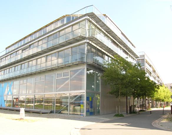 L'Ecole d'Architecture de Nantes